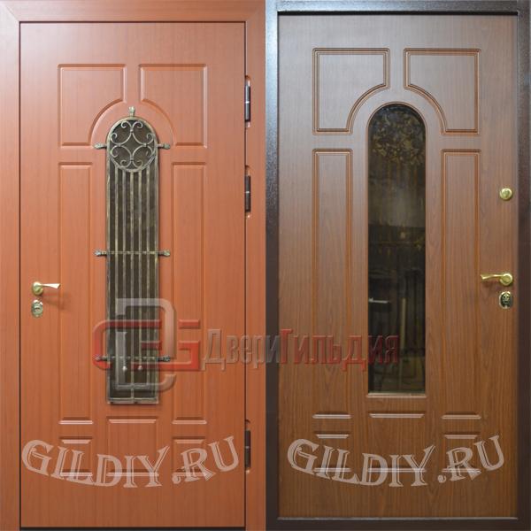 входные двери со стеклом в москве
